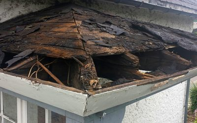 Three Most Common Causes for Roof Leaks